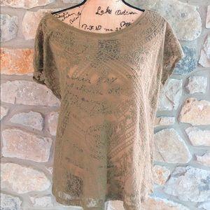 Lace Ralph Lauren Shirt